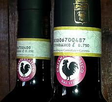 Chanti wines