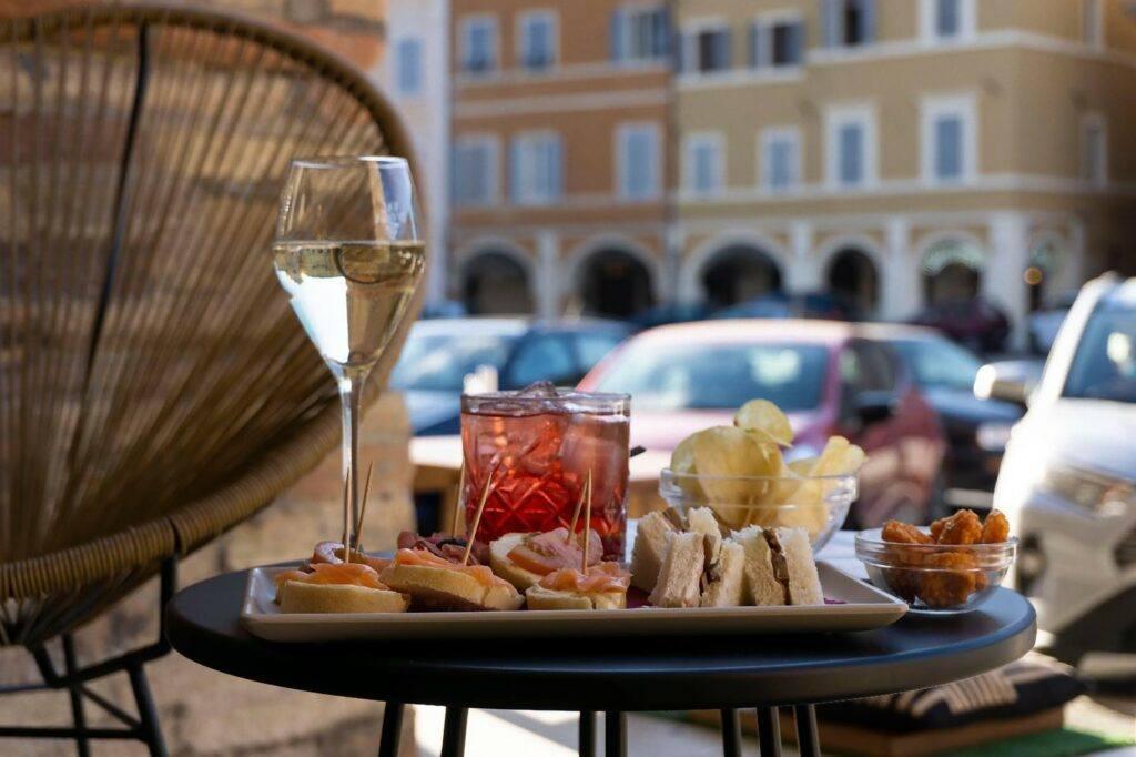 Italian food: Aperitivo