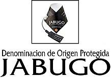 Comida tradicional española: Jamon de Jabugo Denominación de Origen Protegida
