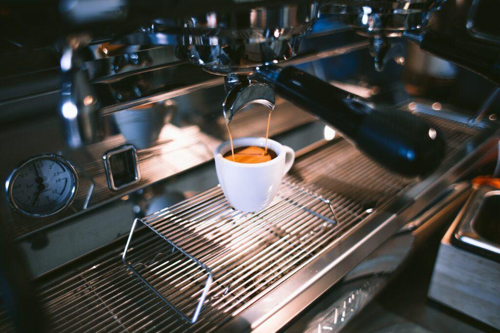 maquina de café italiano